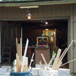 original garage door