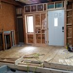 Framing,insulating floor